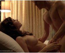 Jessica Clark Nude Nipple