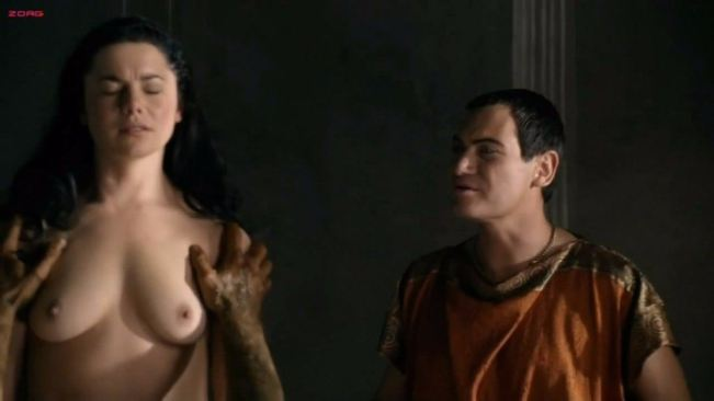 Jessica Grace Smith Nude Scene