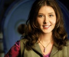 Jewel Staite Cute Smiling