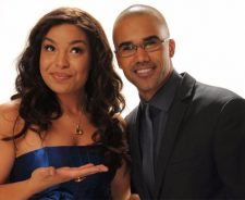Jordin Sparks And Shemar Moore