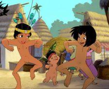 Jungle Book Mowgli Naked