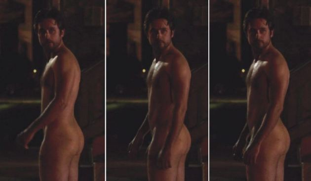 Justin Chatwin Naked