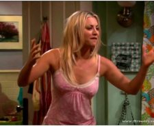 Kaley Cuoco Nipples