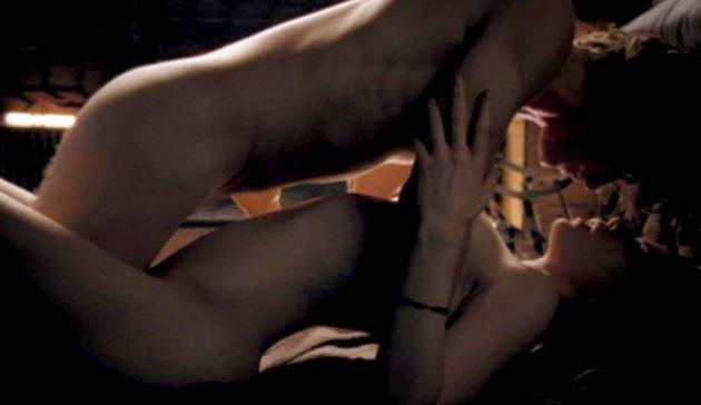 Kate Beckinsale Underworld Sex Scene