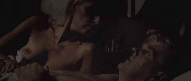 Katherine Lanasa Jayne Mansfields Nude Topless Tits In Bed