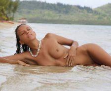 Katya Clover Nude Beach