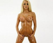 Katya Sambuka Hot Sexy Nude Blond Babe