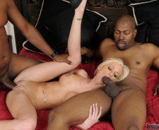 Kaylee Hilton Double Penetration