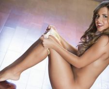 Keisha Grey Hustler Brunette Hot Chick Stripping Panties