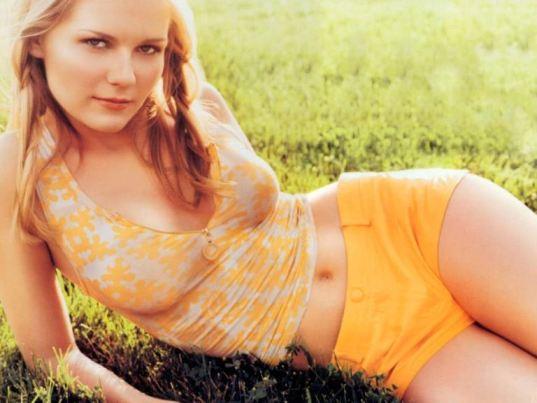 Kirsten Dunst Actress Nude Teen Photos