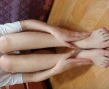 Korean Panty Stocking Tease