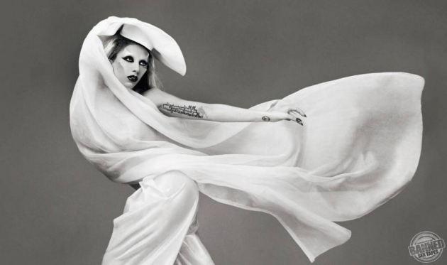Lady Gaga Mariano Vivanco