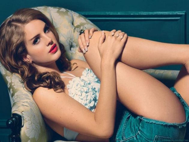 Lana Del Rey Sexy