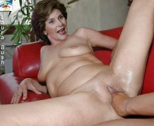 Laura Bush Nude Fakes