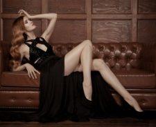 Legs Beauty Luxury Model