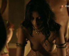 Lesley Ann Brandt Spartacus Nude