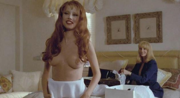 Lesley ann warren nude