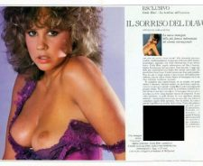 Linda Blair Playboy