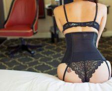 Lingerie Ass Ttttoo Sexy Back