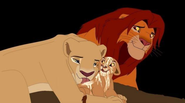 Lion king nala porn