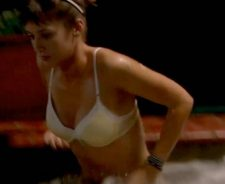 Lizzy Caplan Party Down Nude