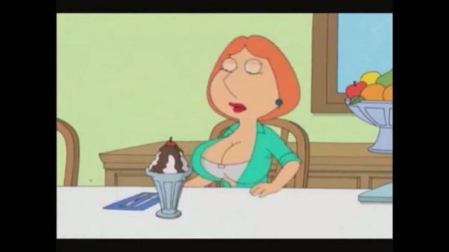 Lois Griffin Breast Expansion