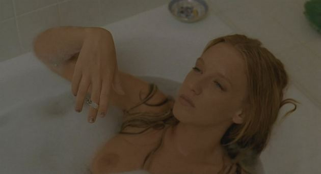 Ludivine Sagnier Swimming Pool Scene