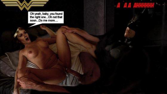 Lynda Carter As Wonder Woman Nude Fakes