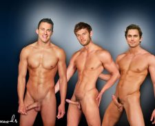 Magic Mike Gay Fakes Naked Nude