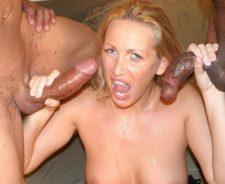 Mandy Bright Interracial
