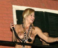 Mardi Gras Girls Nude