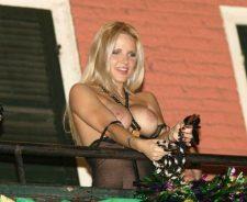 Mardi Gras Naked Women