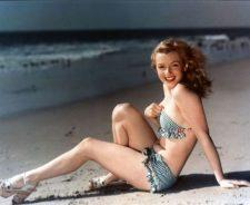 Marilyn Monroe As Norma Jean
