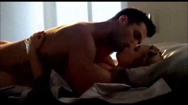 Marley Van Der Velden Naakt Nude Scene