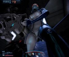 Mass Effect Edi Camel Toe