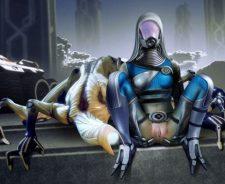 Mass Effect Hentai Porn