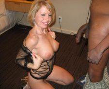 Mature Amateur Wife Black Cock