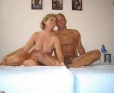 Mature Couples Posing Nude