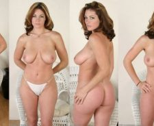 Mature Women Clothed Then Unclothed