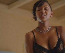 Meagan Good Nude Californication