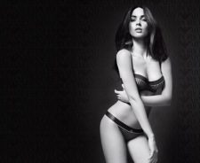 Megan Fox Armani Underwear