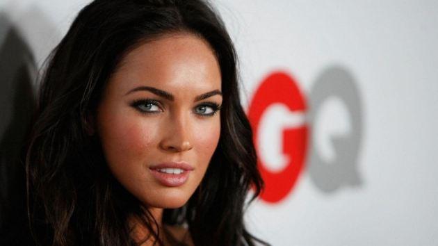Megan Fox Beautiful Face