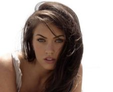 Megan Fox Beautifull Eyes
