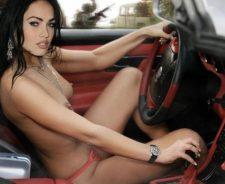 Megan Fox Naked Hot Boobs Photos