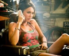 Megan Fox Transformers 2 Hot