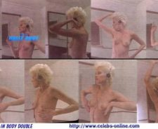 Melanie Griffith Body Double Nude