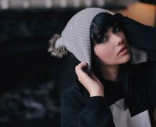 Mellis Clarke Pretyy Brunette Girl