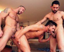 Men Taking Huge Cock
