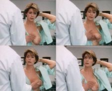 Meredith Baxter Breast