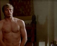 Merlin Bradley James Shirtless